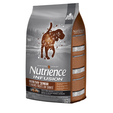 Nutrience Infusion Healthy Senior - Chicken - 22 lbs - Exotic Wings and Pet Things