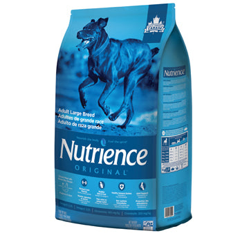Nutrience Original Adult Large Breed - Chicken & Brown Rice Recipe 25 lbs - Exotic Wings and Pet Things