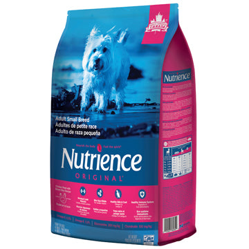 Nutrience Original Adult Small Breed - Chicken & Brown Rice Recipe 11 lbs - Exotic Wings and Pet Things