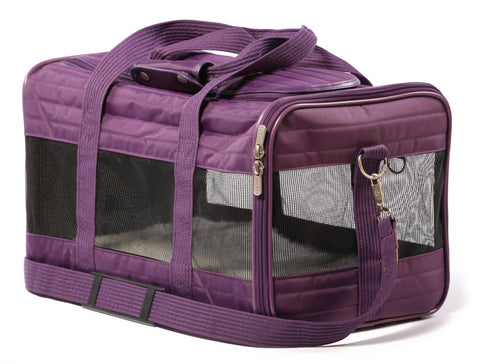 Sherpa Original Deluxe Pet Carrier Large - Exotic Wings and Pet Things