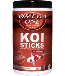 Omega One Koi Sticks Floating 8oz