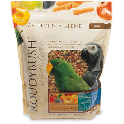 Roudybush California Blend Small - Exotic Wings and Pet Things