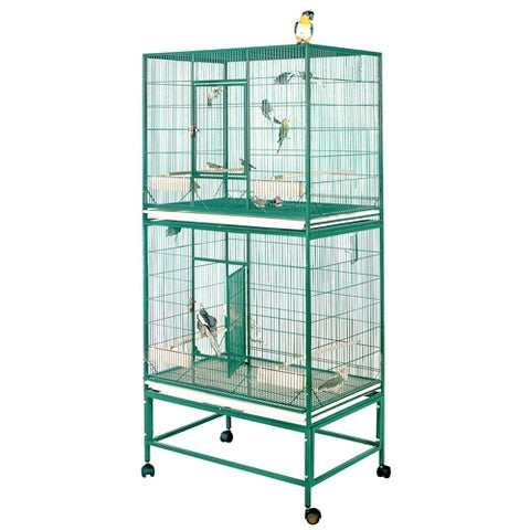 King's Cages Stackable Flight Cage
