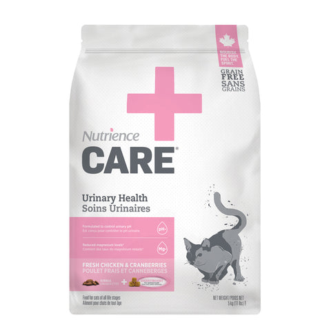 Nutrience Care Plus Urinary Health for Cats