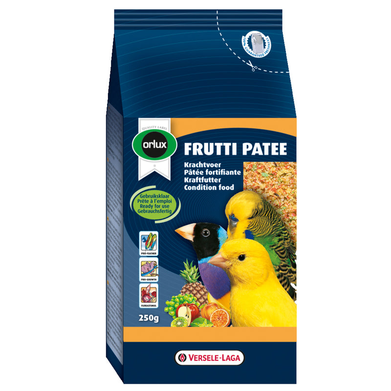 Orlux Frutti Patee Conditioning Food Finch / Canary / Parakeet - Exotic Wings and Pet Things