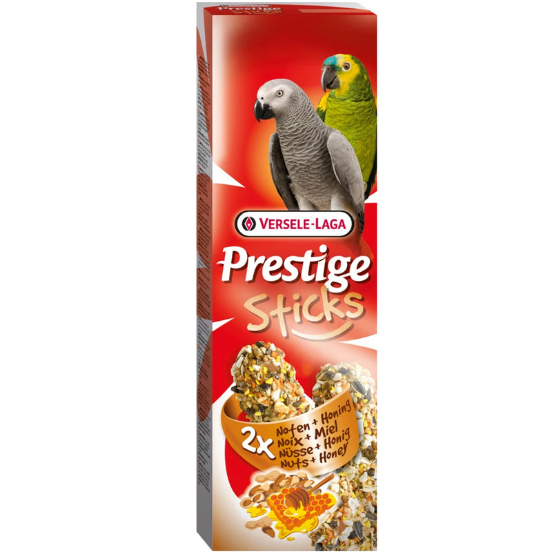 Versele-Laga Prestige Sticks Nuts & Honey for Parrots
