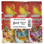 Versele-Laga Prestige Value Pack Treat Sticks For Canaries - Exotic Wings and Pet Things