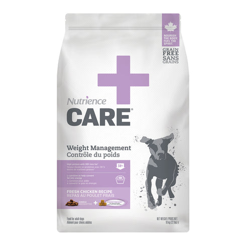 Nutrience Care Plus Weight Management for Dogs