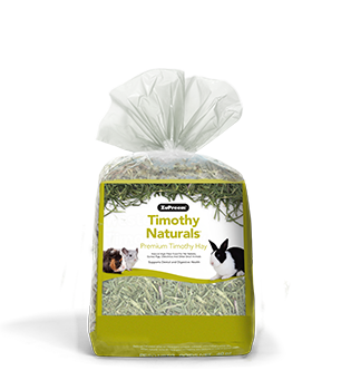 Zupreem Timothy Naturals® Timothy Hay for all Small Animals