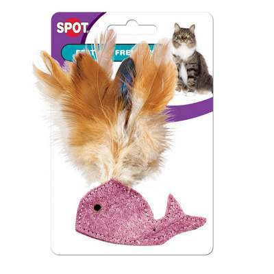 SPOT Feather Frenzy Cat Toy
