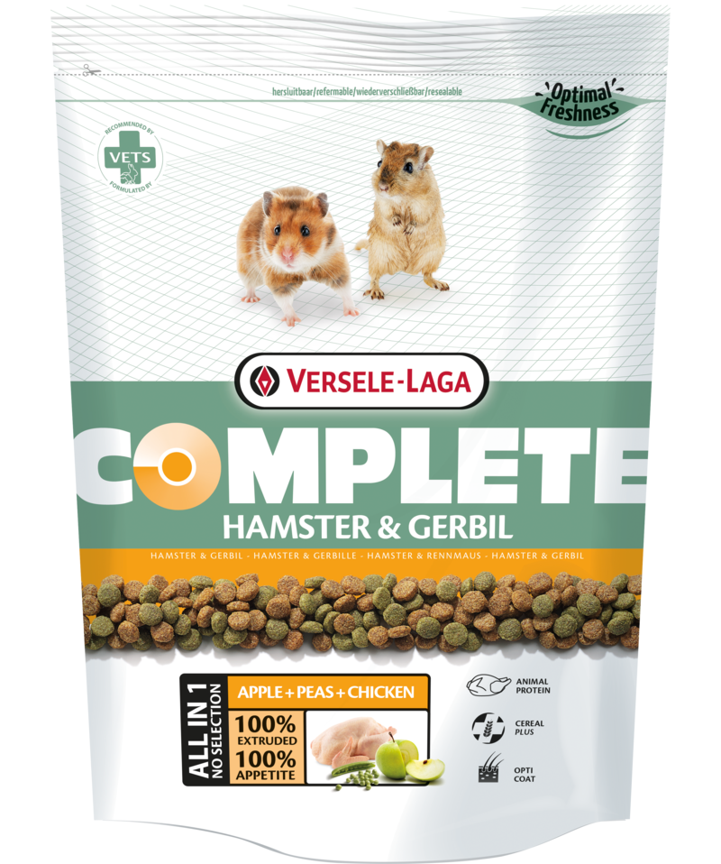 Versele-Laga Complete Hamster & Gerbil Food - Exotic Wings and Pet Things