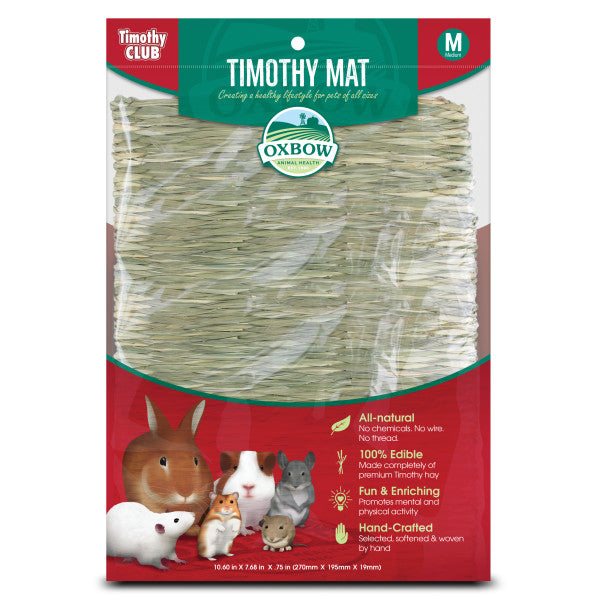 Oxbow Timothy Mat