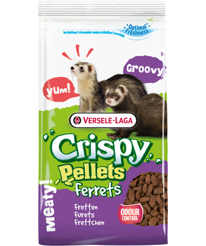 Versele-Laga Crispy Pellets Ferret - Exotic Wings and Pet Things