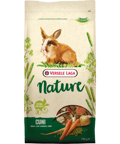 Versele-Laga Nature Cuni Rabbit Food - Exotic Wings and Pet Things