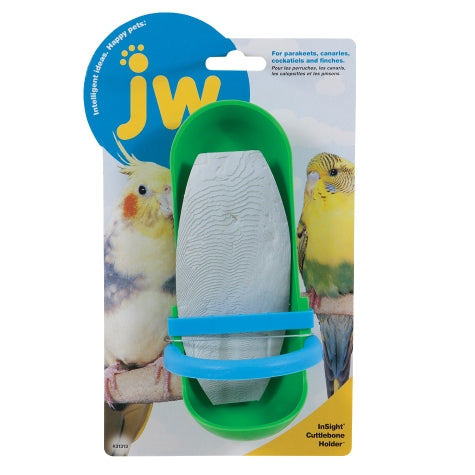 JW Insight Cuttlebone Holder - Exotic Wings and Pet Things