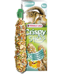 Versele-Laga Crispy Sticks Exotic Fruit for Hamster/Squirrel 2 Pack - Exotic Wings and Pet Things
