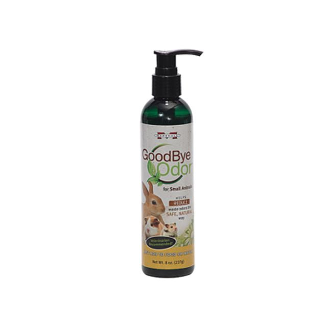 Marshall Goodbye Odor for Small Animals 8 oz - Exotic Wings and Pet Things