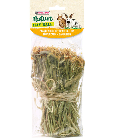 Versele-Laga Nature Snack Hay Bale Dandelion - Exotic Wings and Pet Things