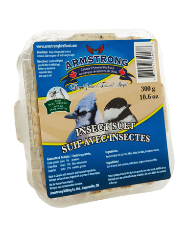 Armstrong Royal Jubilee Insect Suet - Exotic Wings and Pet Things