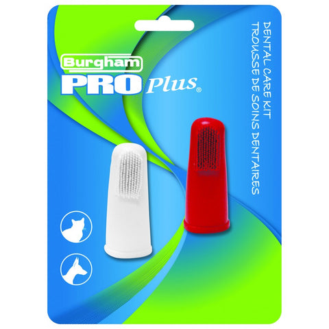 PRO PLUS Dental Finger Massage Kit For Cats & Dogs