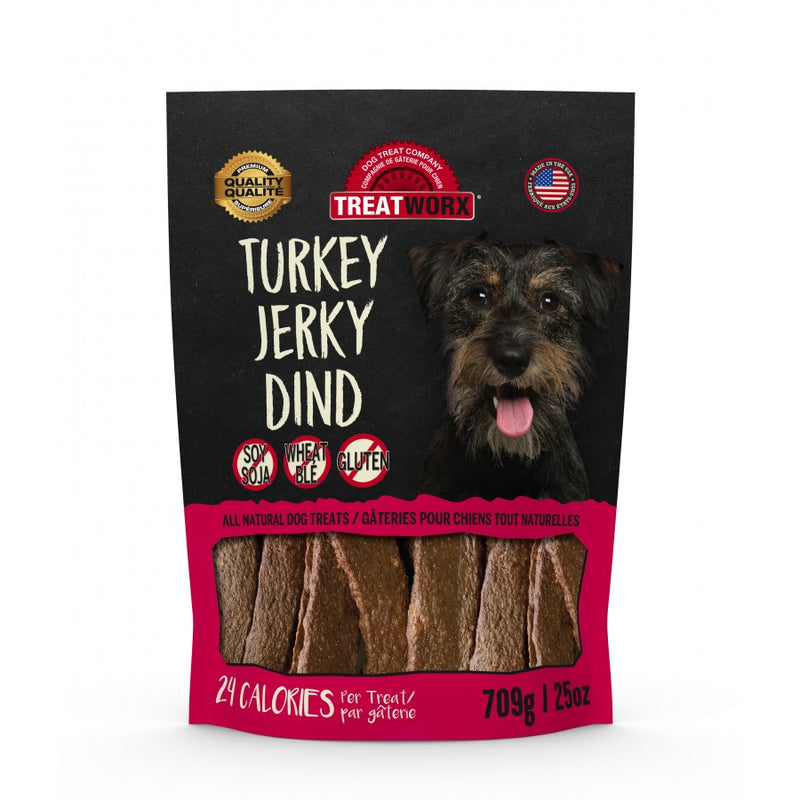 Treatworx Turkey Jerky Treat
