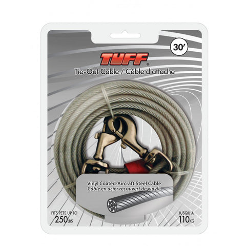 TUFF 30 Foot Cable - Xtra Heavy Duty