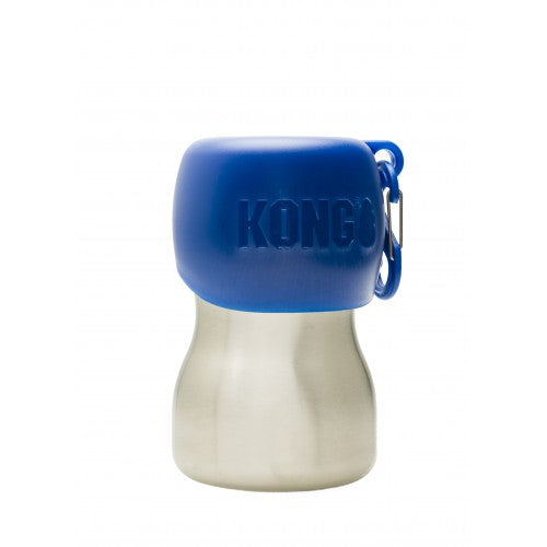 Kong H2O Dog Bottle & Bowl 9.5 oz - Exotic Wings and Pet Things