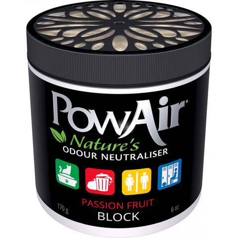 PowAir Odor Neutralizer Block 6 oz.