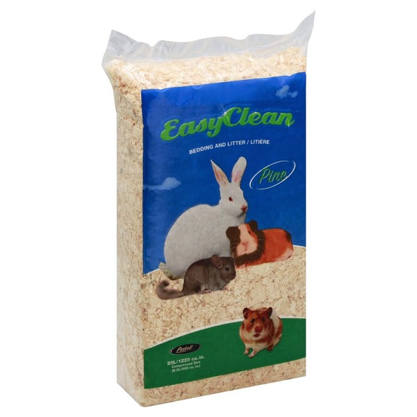 Pestell Easy Clean Pine Bedding - Exotic Wings and Pet Things