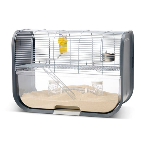 Savic Lugano Gerbil Cage - Exotic Wings and Pet Things