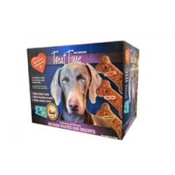 Treat Time! Basted Dog Biscuit 7 lb Box