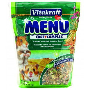 Vitakraft Menu Care Complex Hamster Food - Exotic Wings and Pet Things