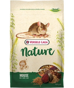 Versele-Laga Nature Mouse Food 400 g - Exotic Wings and Pet Things