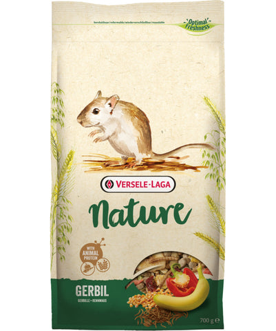 Versele-Laga Nature Gerbil Food 700 g - Exotic Wings and Pet Things
