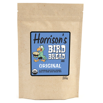 Harrison's Original Bird Bread Mix 255 g - Exotic Wings and Pet Things