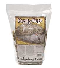 Pretty Pets Hedgehog Food 3 lb - Exotic Wings and Pet Things