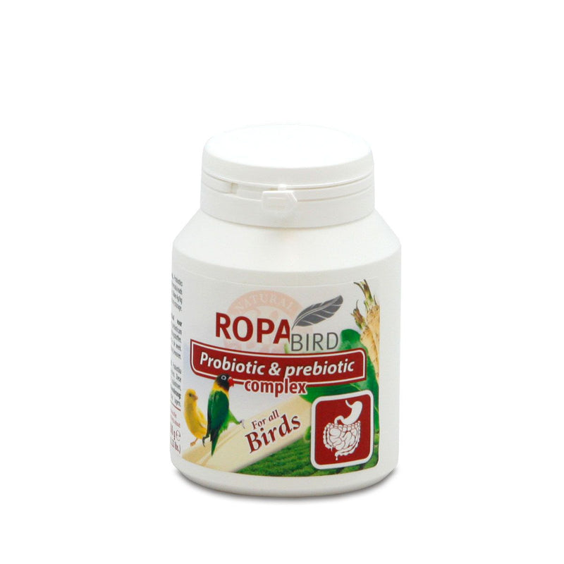 RopaBird Probiotic & Prebiotic (100g) - Exotic Wings and Pet Things