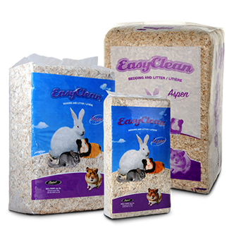 Pestell Aspen Bedding 4 cu. ft - Exotic Wings and Pet Things