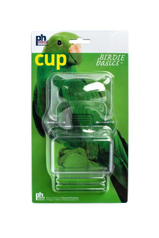 Birdie Basics Plastic Cup with Hood