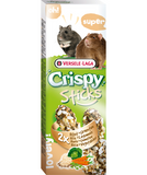 Versele-Laga Crispy Sticks Rice & Vegetables for Hamster/Rat 2 Pack - Exotic Wings and Pet Things
