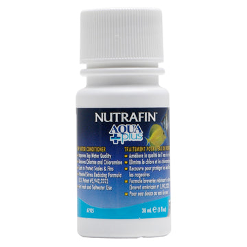 Nutrafin Aqua Plus Tap Water Conditioner