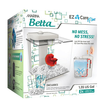 Marina Betta EZ Care Plus Aquarium Kit 5L