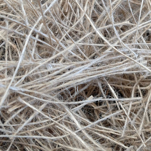 Sisal Fibre Jute Bird Nesting Material For Finches & Canaries - Exotic Wings and Pet Things