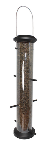 "Pinebush 16"" Wingfield Poly Finch Feeder - Exotic Wings and Pet Things"