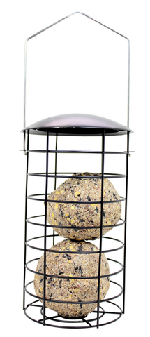 Pinebush Large Suet Ball Feeder - Exotic Wings and Pet Things