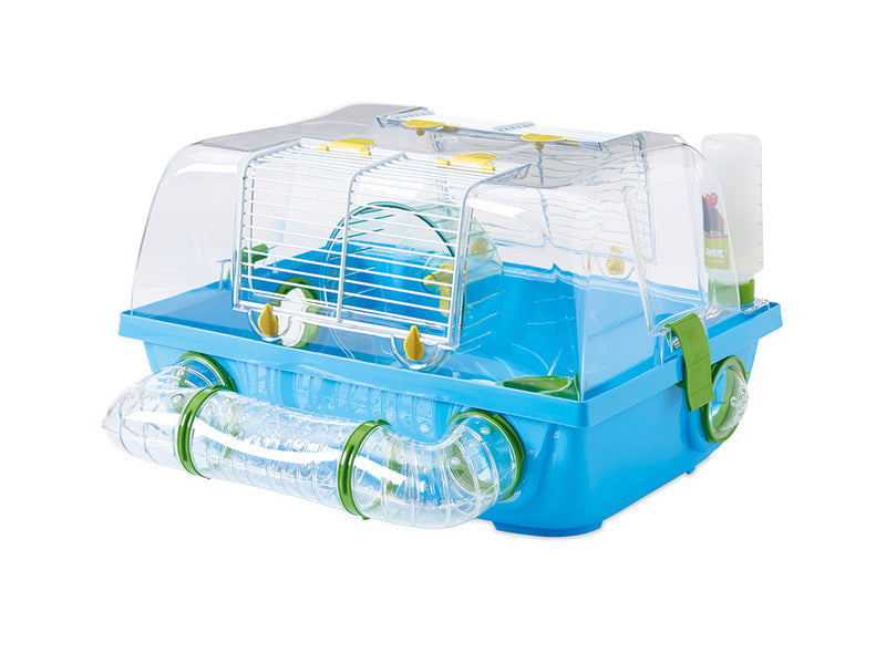 Savic Spelos Metro Hamster Cage - Exotic Wings and Pet Things