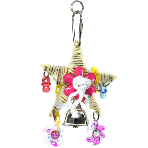 Billy Bird Star Power Bird Toy - 282 - Exotic Wings and Pet Things