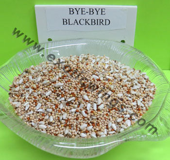 Bye-Bye Blackbird Wild Bird Seed by Conestogo Bird Seed Company - Exotic Wings and Pet Things