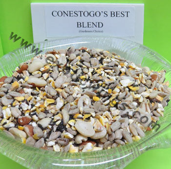 Conestoga Best Blend Wild Bird Mix by Conestogo Bird Seed Company - Exotic Wings and Pet Things