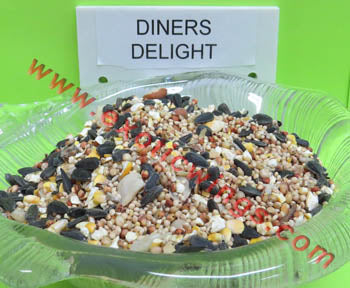 Diners Delight Wild Bird Seed by Conestogo Bird Seed Company - Exotic Wings and Pet Things